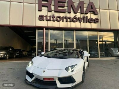 usado Lamborghini Aventador 6.5 V12 LP 7004 Roadster