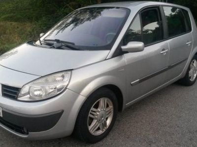 usado Renault Scénic II 1.9DCI Luxe Dynamique