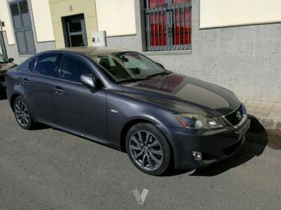 usado Lexus IS250 Luxury -07