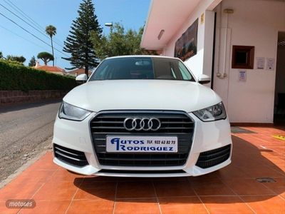 usado Audi A1 Sportback Adrenalin 1.6 TDI 85kW 116CV