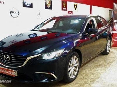 usado Mazda 6 2.2L Skyactiv-D 150CV Wagon Evolve