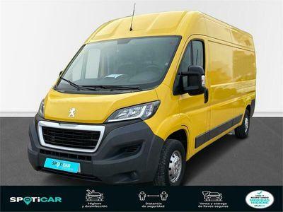 usado Peugeot Boxer 335 L3H2 BlueHDi 96KW (130CV)