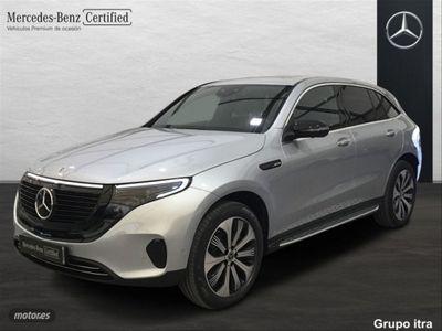 usado Mercedes EQC EQC400 4MATIC