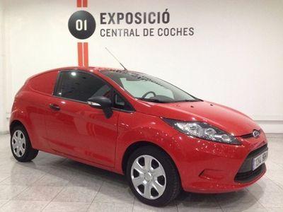 usado Ford Fiesta VanBarcelona
