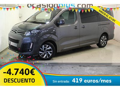 usado Citroën Spacetourer BlueHDi 180 S&S Feel Talla XL EAT6 131 kW (17