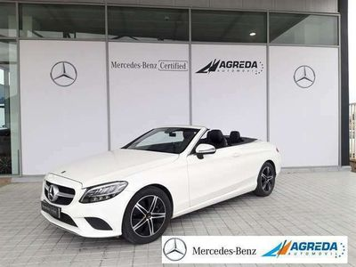 usado Mercedes C220 d Cabrio 9G-Tronic
