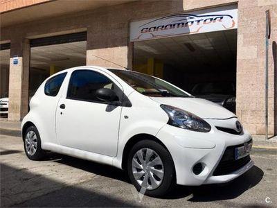 usado Toyota Aygo 70 City 3p. -13