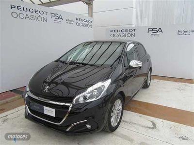 usado Peugeot 208 5P SIGNATURE PURETECH 82 S&S MAN 5 VEL.