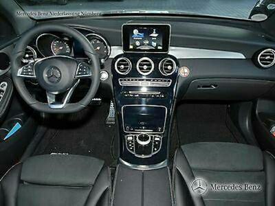 usado Mercedes GLC220 D 4M Coupe AMG *2017*