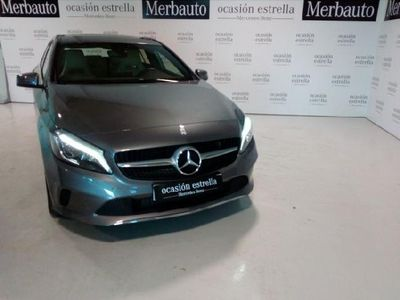 usado Mercedes 180 Clase A ClaseUrban, 2016, Colmenar Viejo