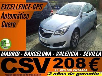 usado Opel Insignia 2.0CDTI Excellence Aut. 170