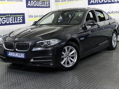 usado BMW 520 d Aut CUERO NAV CalefAstos