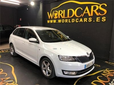 usado Skoda Rapid 1.4 TDI CR 90cv Active