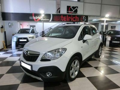 usado Opel Mokka 1.7CDTi Selective Aut. 4x2