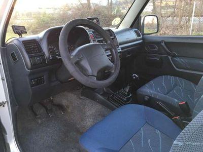 usado Suzuki Jimny 1.3 JLX Techo Metálico