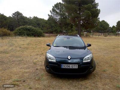 used Renault Mégane Sport Tourer Dynamique 1.5dCi 105cv eco2