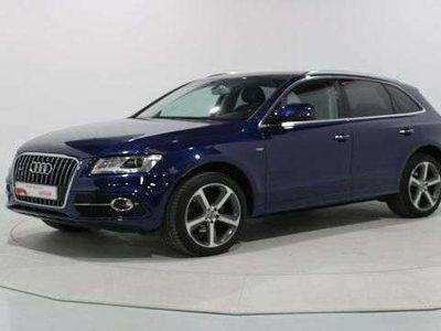 usado Audi Q5 S line 2.0 TDI clean diesel quattro 140 kW (190 CV) S tronic