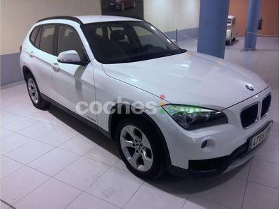usado BMW X1 Xdrive 20da