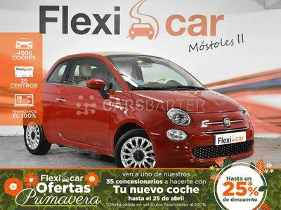 usado Fiat 500C Lounge 1.2 8v 51KW (69 CV) 2p