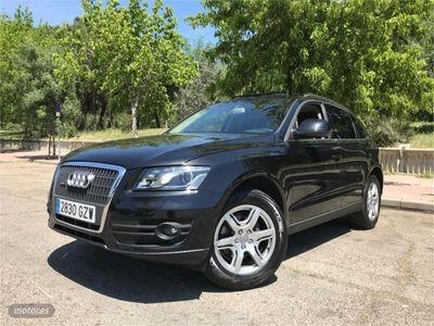 used Audi Q5 2.0 TFSI 211cv quattro