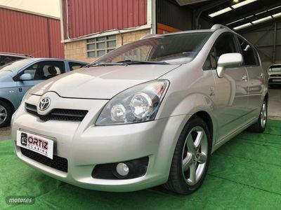 usado Toyota Corolla Verso 2.2 D4D 177cv Sport