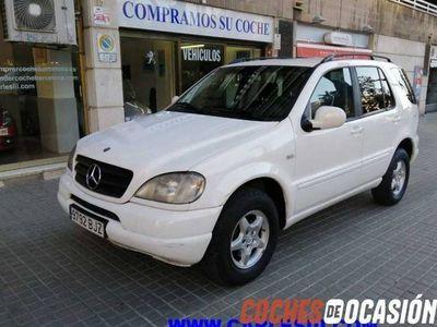 usado Mercedes ML270 Clase MCDI, Segunda Mano, Barcelona