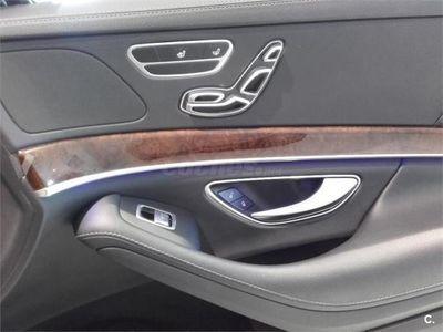 usado Mercedes S350 Clase SD 4p. -16