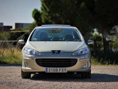 usado Peugeot 407 2.7HDI V6 Premium Aut.