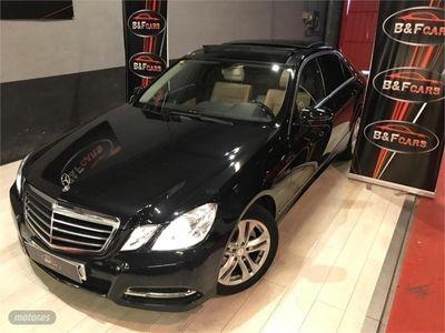 gebraucht Mercedes E220 CDI BE Avantgarde 7G Plus