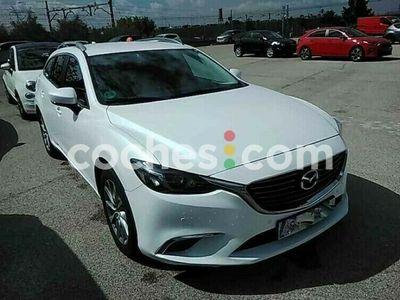 usado Mazda 6 2.2de Style+ (navi) 110kw 150 cv en Sevilla