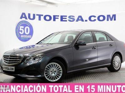 brugt Mercedes E250 ClaseAUTO 4MATIC 204CV 4P #IVA,NAVI