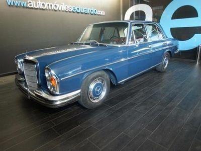 usado Mercedes 280 1970 99999 KM € 9000.00