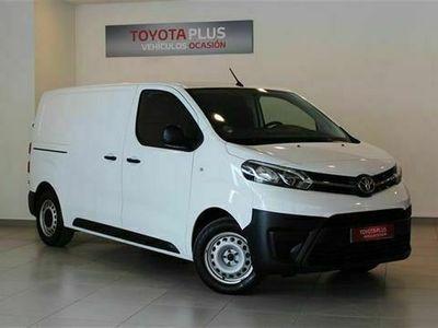 usado Toyota Proace Van Media 1.5D Business 100