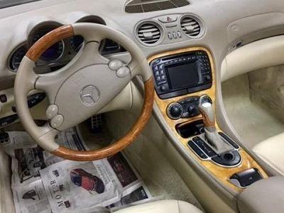 usado Mercedes SL350 2004 136000 KMs € 13990.00