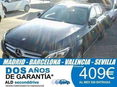 usado Mercedes C220 Estate d Sportive Avantgarde 4Matic 125