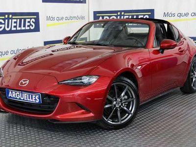 usado Mazda MX5 Rf Luxury 2.0 Aut Targa 160cv