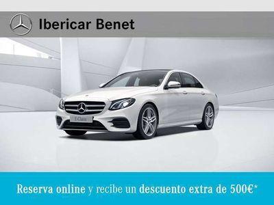 usado Mercedes E220 Clase