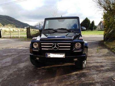 usado Mercedes G350 350BlueTec Largo Aut.