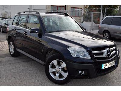 usado Mercedes GLK320 CDI 4matic