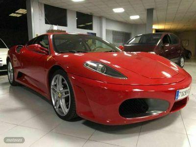 usado Ferrari F430 *ROSSO CORSA*LEATHER CUOIO*NEW SERVICE*