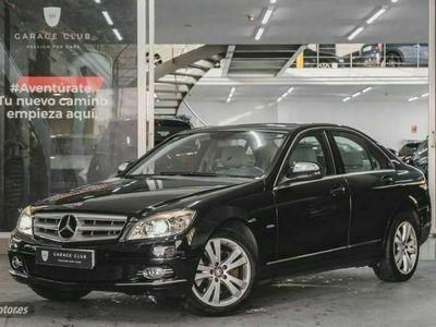 usado Mercedes C350 Clase CAvantgarde