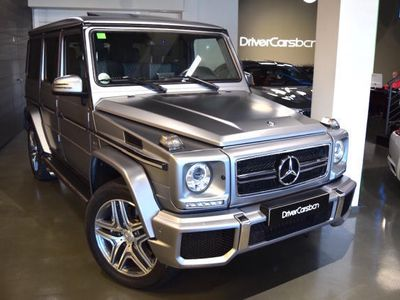 gebraucht Mercedes G63 AMG AMG Largo Aut. / DESIGNO MATE / IVA DEDUCIBLE