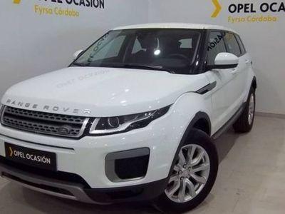 used Land Rover Range Rover evoque 2.0L SD4 DIESEL 180CV 4X4 SE
