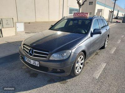 usado Mercedes C220 Clase CCDI Avantgarde Estate