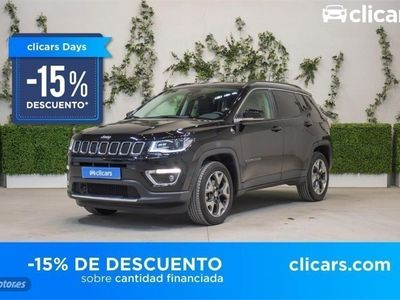 used Jeep Compass 1.4 Mair 125kW Limited 4x4 AD Auto