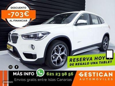 usado BMW X1 sDrive16d