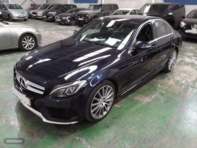 usado Mercedes C220 Clase Cd