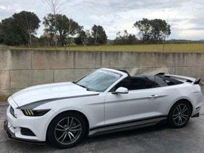 usado Ford Mustang MustangV6 304 cv Automatico, convertible