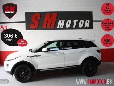usado Land Rover Range Rover evoque 2.0L eD4 Diesel 150CV 4x2 Pure