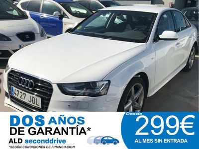 used Audi A4 2.0 TDI DPF S Line Edition 110 kW (150 CV)